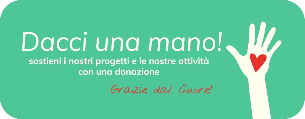 donazione comunità enjoy life